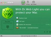 Dr.Web Light pour Mac OS X