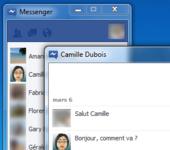 Facebook Messenger pour Windows 7