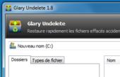 Glary Undelete