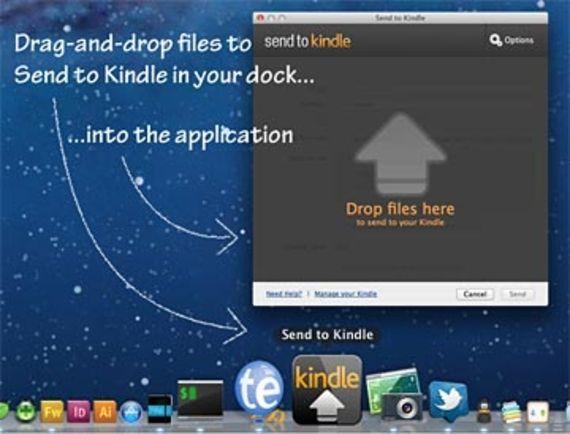Send To Kindle Mac
