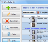 Wine Cellar 3D