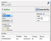 Anonymox pour Firefox