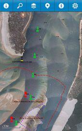 E-navigation bassin d'Arcachon (iOS)