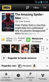 IMDb Android