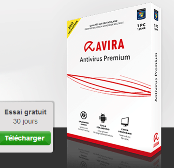 Avira Antivirus Premium