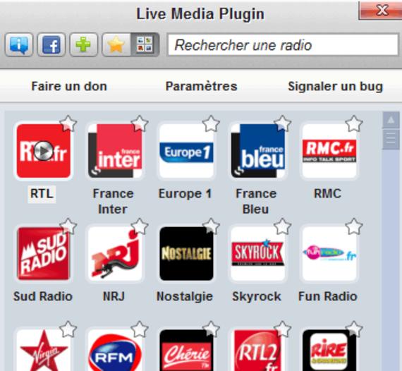 Live Media Plugin Windows