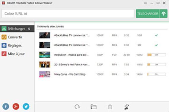 Xilisoft YouTube Vidéo Convertisseur