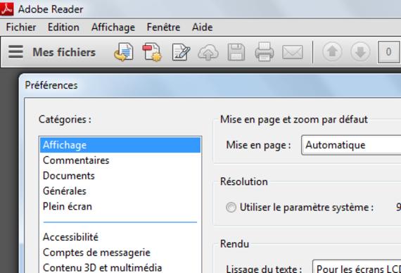 Adobe Reader (Windows)