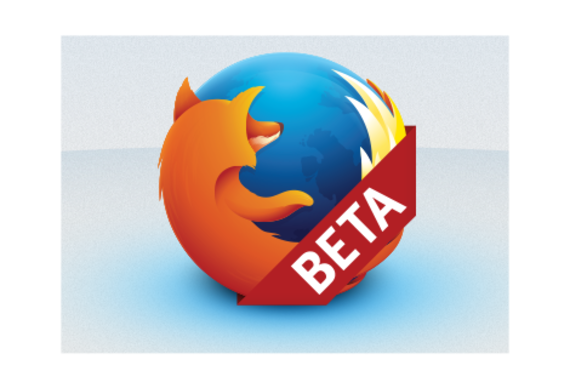 Firefox beta pour Windows
