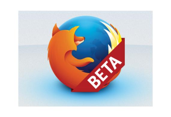Firefox beta pour Mac