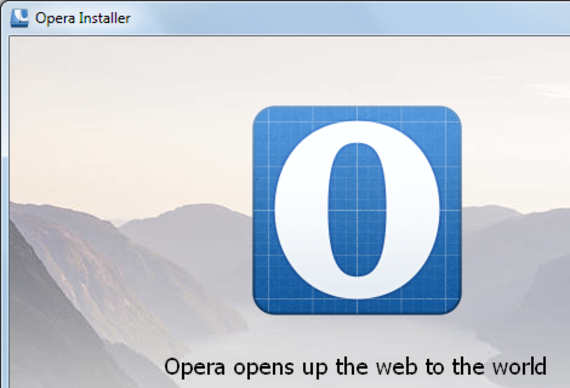 Opera Developer pour Windows