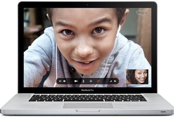 Skype pour Mac OS X