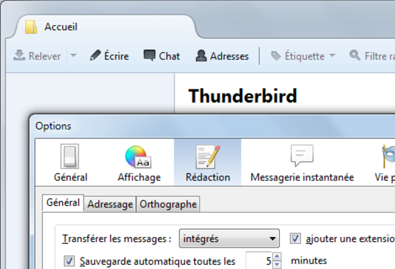 Thunderbird (Windows - Version 38.0.x)