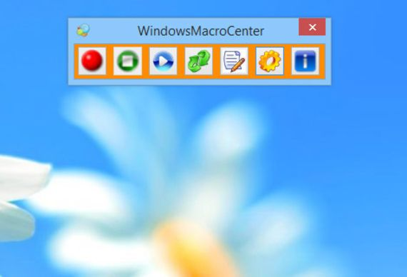 Windows Macro Center