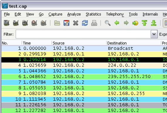 Wireshark (Windows)