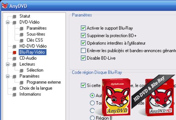 AnyDVD HD Redfox