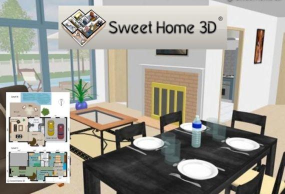 Sweet Home 3D (Windows)