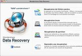 Data Recovery pour Mac OS