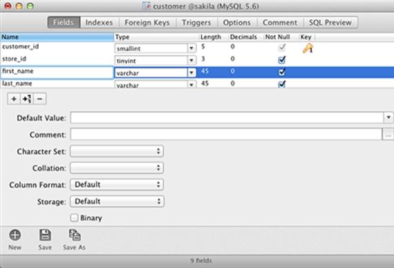 Navicat Premium pour Mac OS