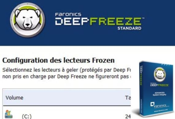 Deep Freeze (Windows)