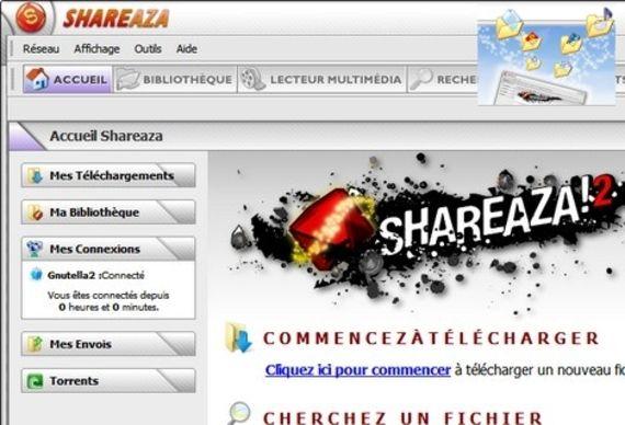 DE MUSIQUE TÉLÉCHARGER SHAREAZA LA GRATUITEMENT