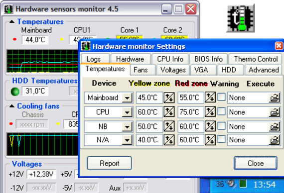 Hmonitor Pro