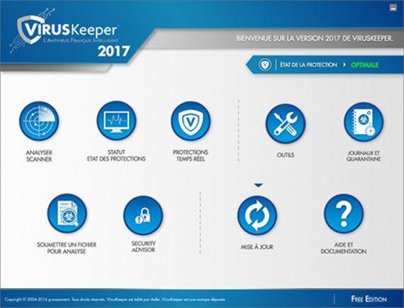 VirusKeeper