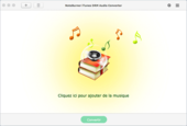 iTunes DRM Audio Converter pour Mac
