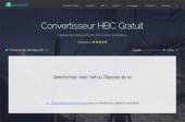 Convertisseur HEIC