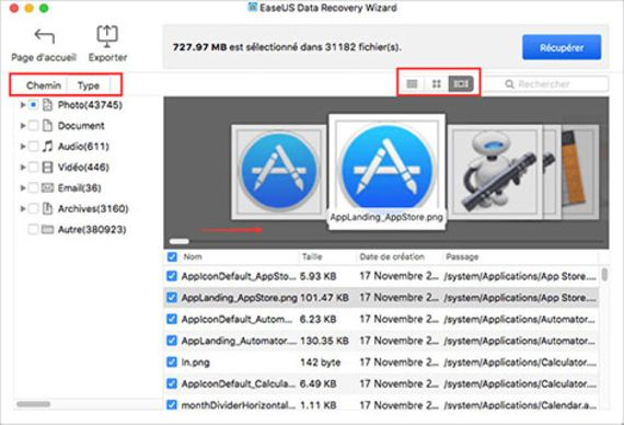 Data Recovery Wizard Free pour Mac