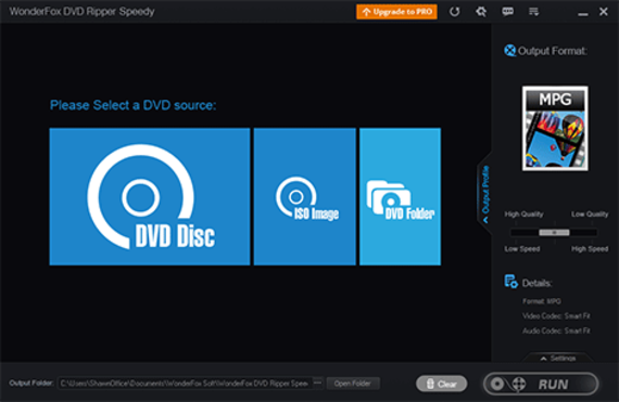 Free DVD Ripper Speedy
