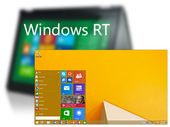 Windows 8.1 RT a maintenant son menu démarrer