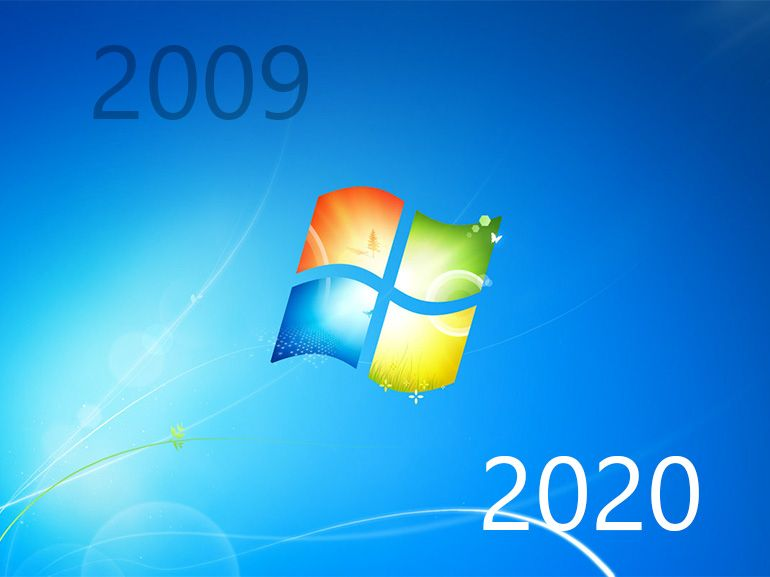 Windows 7 : Microsoft passe au support étendu jusqu'en 2020