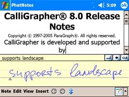 CalliGrapher 8.0