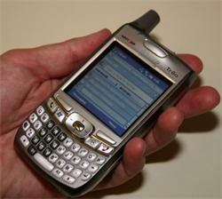 Dévoilé par le site Engadget, le Treo 700 fonctionnarait sous Windows Mobile