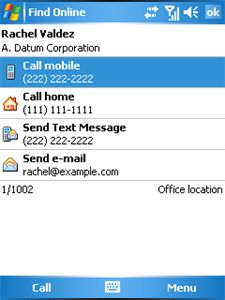 Microsoft Messaging and Security Feature Pack