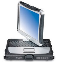 Tablet PC durci, Panasonic Toughbook 18