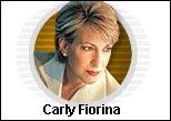 Carly Fiorina, P-DG de Hewlett-Packard, contrainte à la démission
