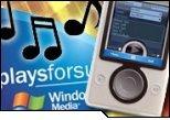 Les premières images de Zune de Microsoft