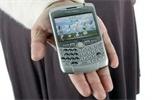 BlackBerry: bientôt interdit dans les ministères français?
