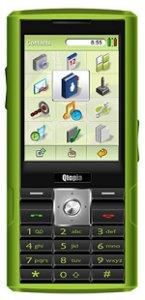 Greenphone de TrollTech