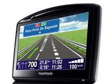 Le nouveau GPS TomTom Go 930