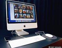 Ordinateur iMac d'Apple