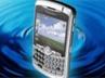 BlackBerry à écran tactile: RIM ne souhaite pas communiquer