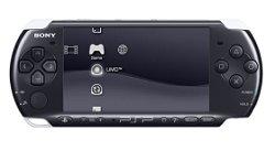 La nouvelle Playstation portable - PSP 3000 - de Sony