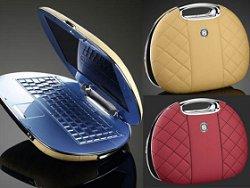 Le PC portable de luxe Ego du constructeur de voitures Bentley