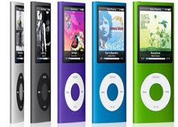 Nouvel Ipod nano-chromatique d'Apple