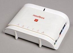 La neufbox commercialisée par SFR