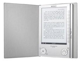 Le nouveau livre électronique de Sony : le Reader PRS-505