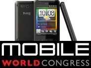 Mobile World Congress : Desire, Legend, HD Mini, les nouveautés HTC en images